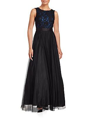 Boatneck Lace Dress