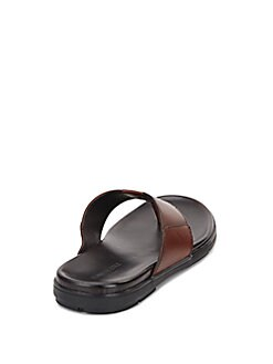 Nite Lite Leather Thong Sandals