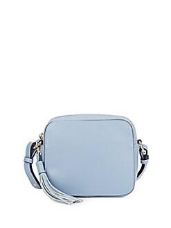 Chelsea Leather Crossbody Bag