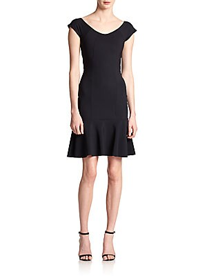 Estelle Fit-&-Flare Dress