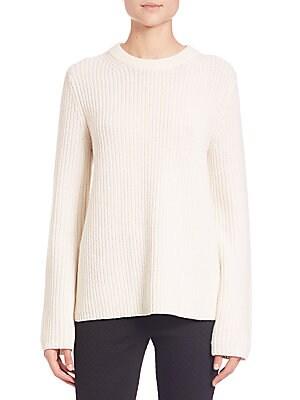 Barda Ribbed Wool & Cashmere Sweater
