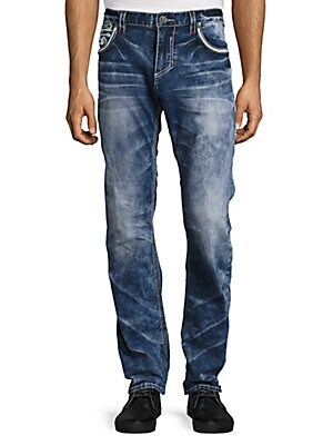Ace Burning Straight Leg Jeans