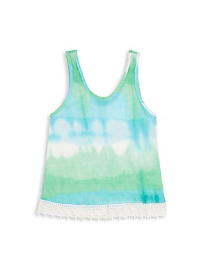 Girl's Ombre Tank Top