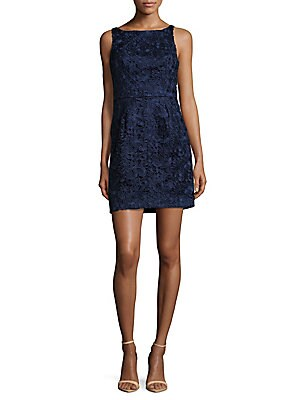 Allover Lace Dress