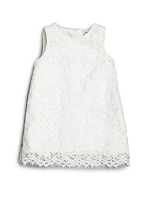 Little Girl's & Girl's Lace Dress