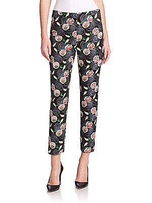 suno female cigarette pants