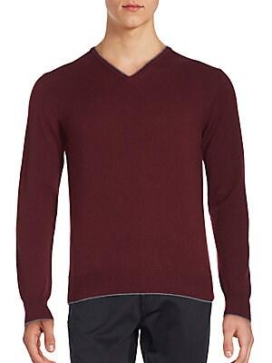 Blended Cashmere Pullover