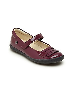 Girl's Vino Patent Mary Janes