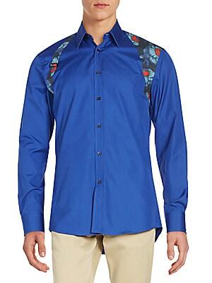 Poppy Harness Shirt
