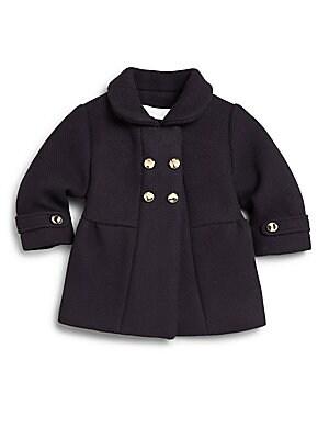Baby's Wool-Blend Coat