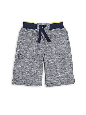 Toddler Boy's Knit Shorts