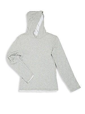 Boy's Double Layer Hoodie