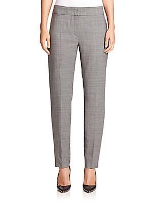 Birdseye Wool Pants