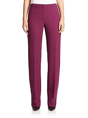 Tovah Virgin Wool Pants
