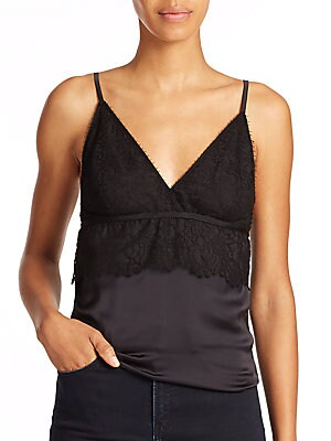 Dentelle Lace-Detail Camisole