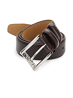 Martin Leather Belt