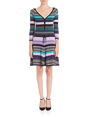Carrigan Striped Dress
