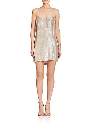 Noelle Sequined Dress