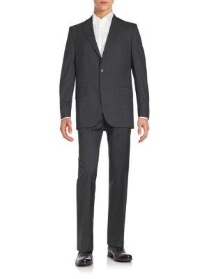 Wool Jacket  Pants Set Saks Fifth Avenue