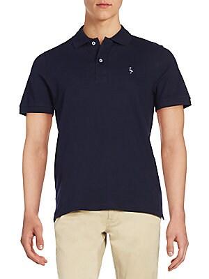 Core Pique Cotton Polo