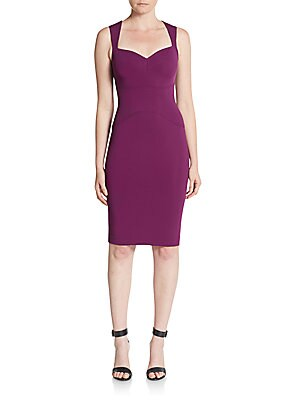 Sweetheart Sheath Dress