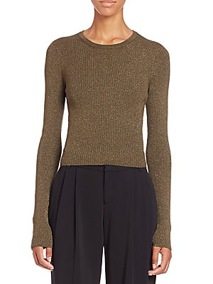 Rene Ribbed Sweater