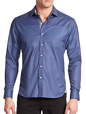 Over The Falls Cotton Sportshirt