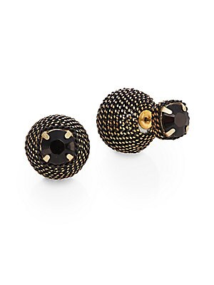 Front-To-Back Earrings