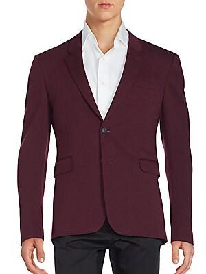 Laceby Wool Sportcoat
