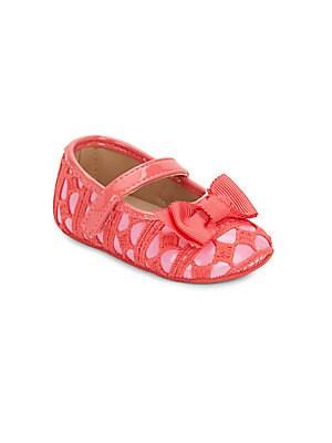 Baby's Crochet Mary Jane Flats