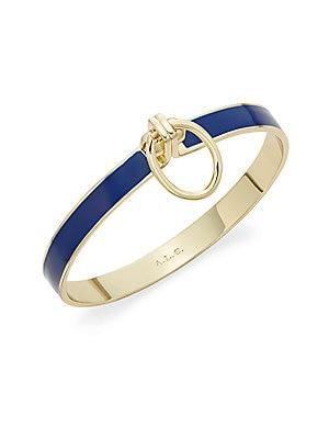 Bondage Enamel Bracelet