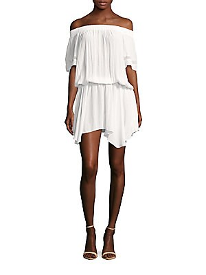 Jessa Off-The-Shoulder Dress