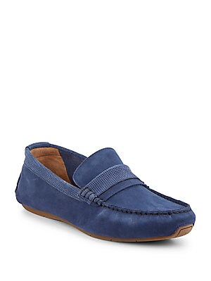 Somerset Suede Loafers