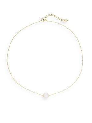 Click here for Single Pearl Pendant Necklace prices