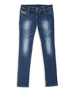 Five-Pocket Style Pants