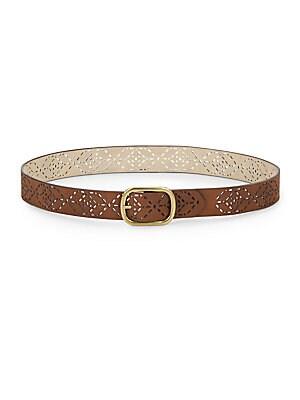 Lasercut Belt