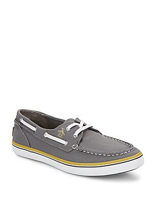 Catamaran Canvas Boat Shoes