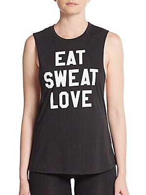 Eat Sweat Love Tank Top