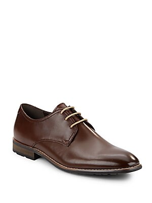 Elvess Leather Oxford Shoes