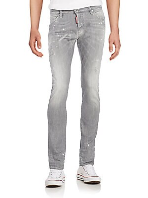 Straight Wash Out Jeans