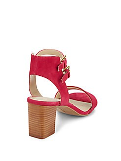 Palti Suede Sandals