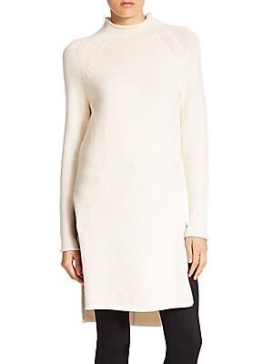 Echo Knit Tunic Sweater