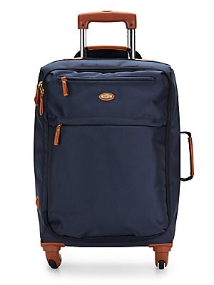 21-Inch Carry-On Spinner Suitcase