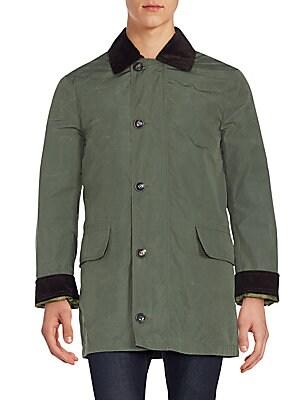 Bartlet Detachable Vest Coat