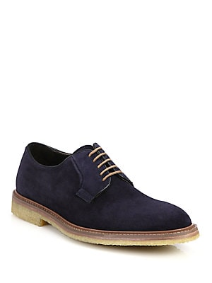 Milford Suede Derby Shoes