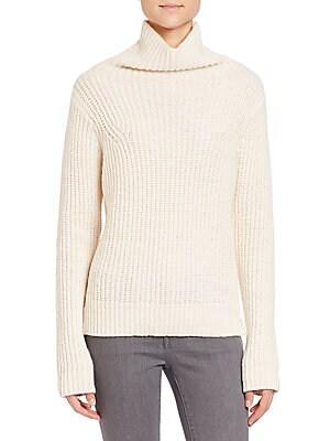 Kajetan Directional Ribbed Sweater