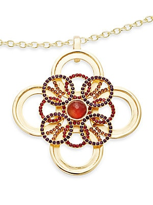Click here for Infinity 18K Yellow Gold Pendant prices