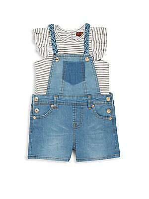 Baby's Shortall Set