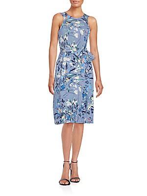 Daniella Floral-Print Dress