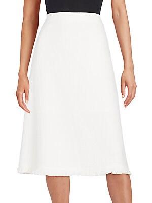 Mannie Fringe Skirt